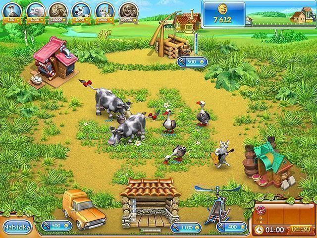 Farm Frenzy 3: Ruská ruleta