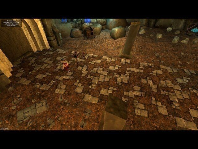 Mystery Maze Of Balthasar Castle gra