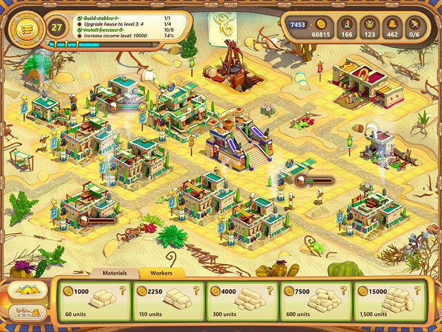 Ramses: Rise of Empire. Collector's Edition hra