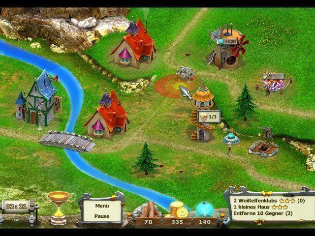 Screenshot  «Zeit der Abenteuer: Der Held in dir» № 3