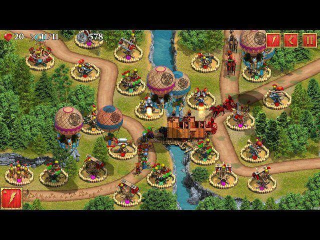 Screenshot  «Defense of Roman Britain» № 6