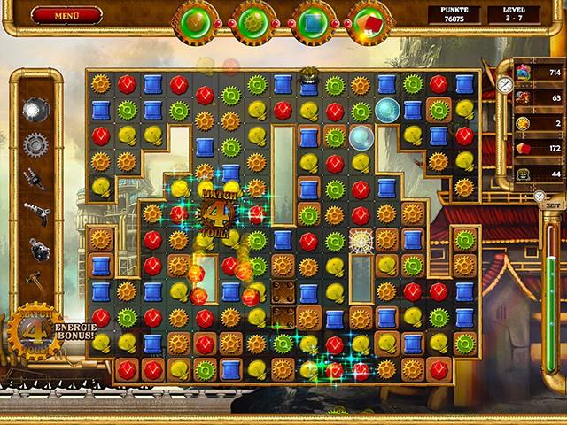 Screenshot  «Duskless: Die Uhrwerkarmee» № 2