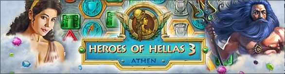 Heroes of Hellas 3: Athen