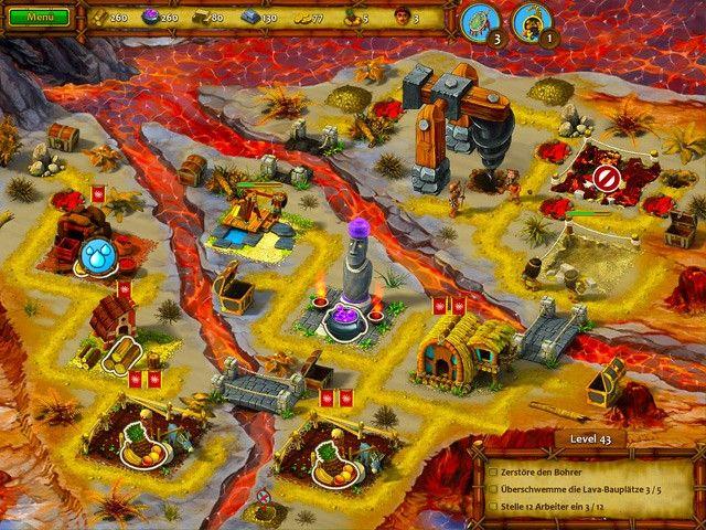 Screenshot  «Moai 6: Unerwartete Gäste. Sammleredition» № 7