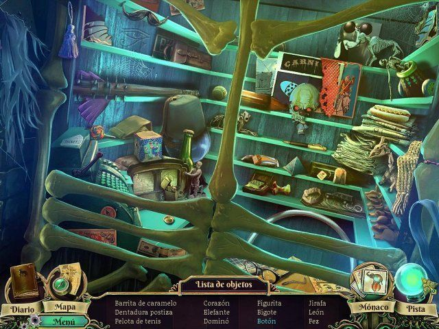 Dark Arcana: The Carnival en Español game