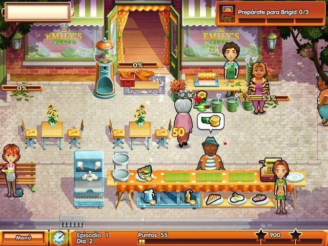 Delicious – Emily's Wonder Wedding en Español game