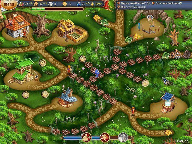 Fables of the Kingdom en Español game
