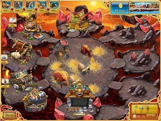 Farm Frenzy: Viking Heroes download free en Español