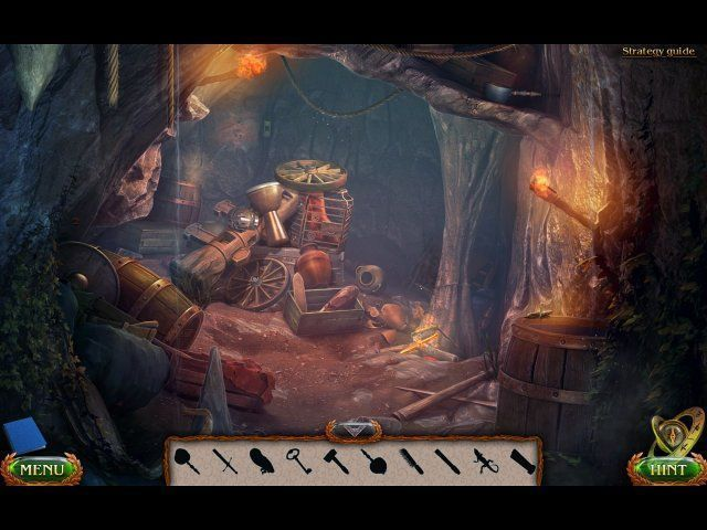 Lost Lands: Ice Spell. Collector's Edition download free en Español