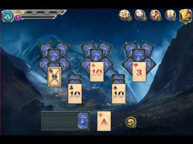 Mystic Journey: Tri Peaks Solitaire download free en Español