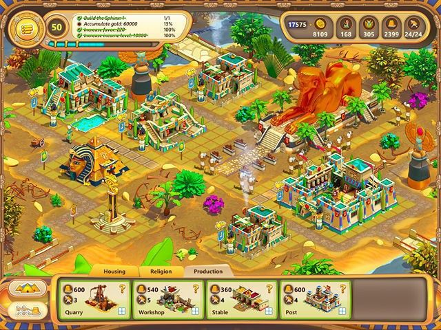 Ramses: Rise of Empire download free en Español