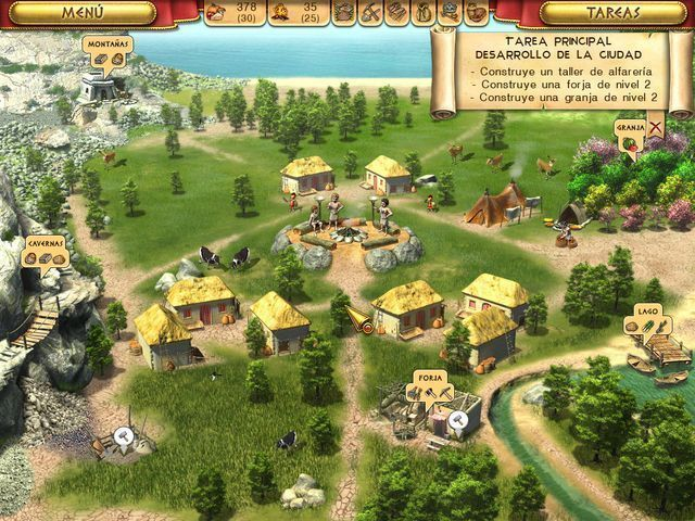 Settlement: Colossus en Español game