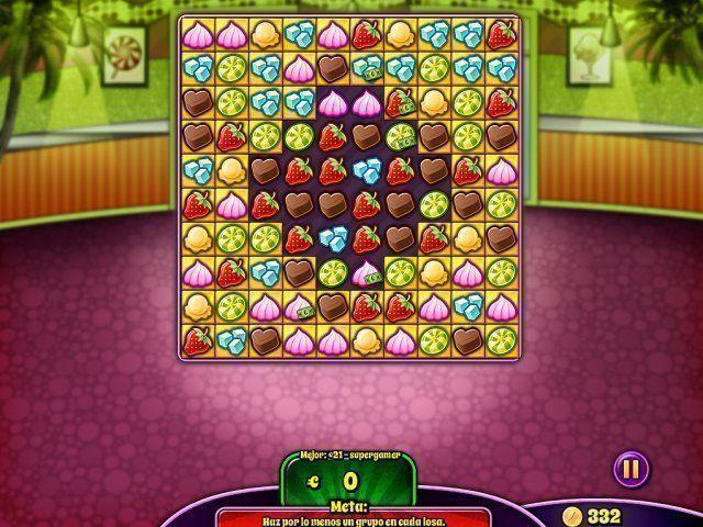 Sweet Shop Rush en Español game