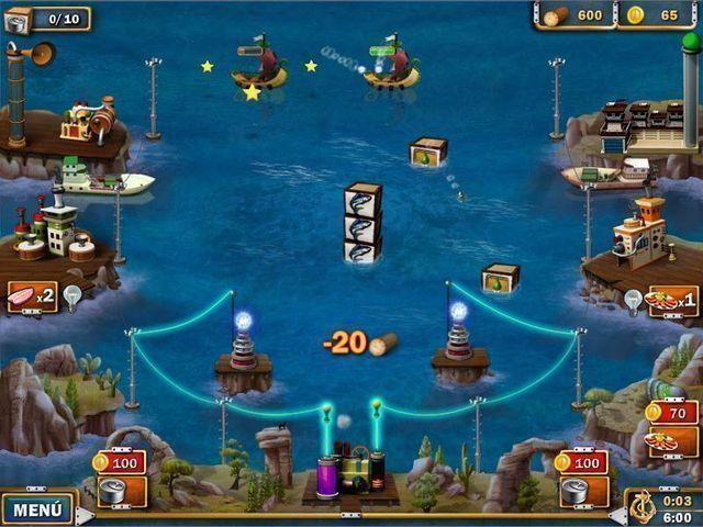 Youda Fisherman en Español game