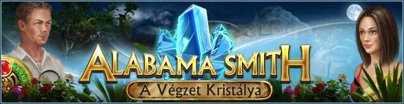 Alabama Smith: A V�gzet Krist�lya