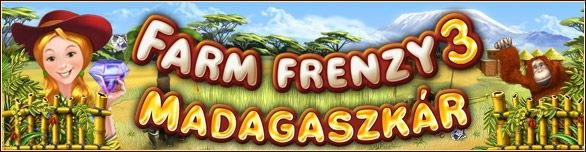 Farm Frenzy 3: Madagaszkr