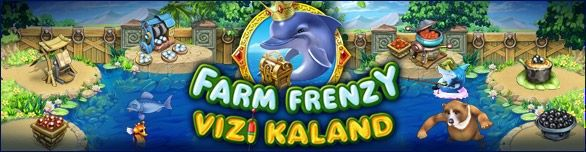 Farm Frenzy: Vizi Kaland
