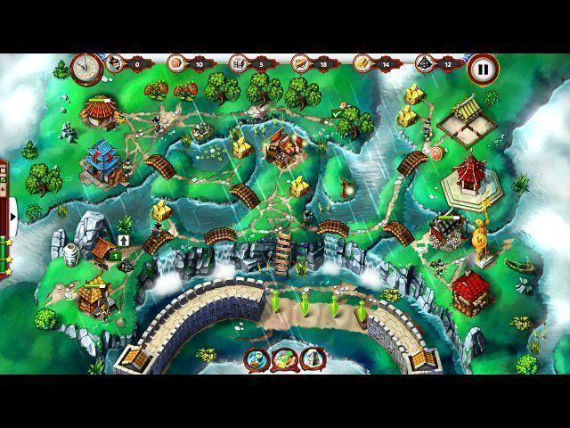 Costruzione della Muraglia Cinese 2. Collector's Edition game