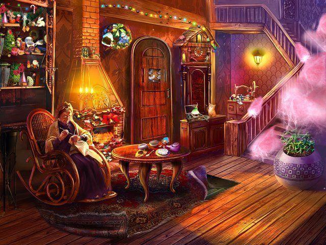 Świąteczna przygoda: Burza słodyczy Gra Bezpłatne