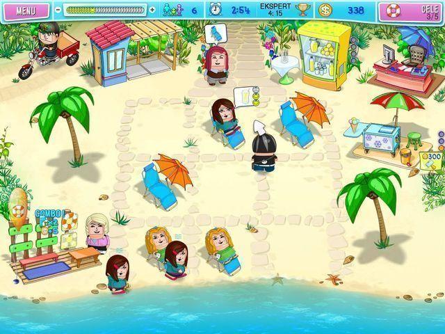 Huru Plażowa Impreza