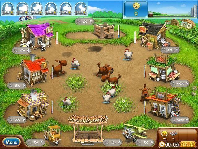 Farm Frenzy 2, Jogo Farm Frenzy 2, Jogos de Estratégia, Jogos Online de Est