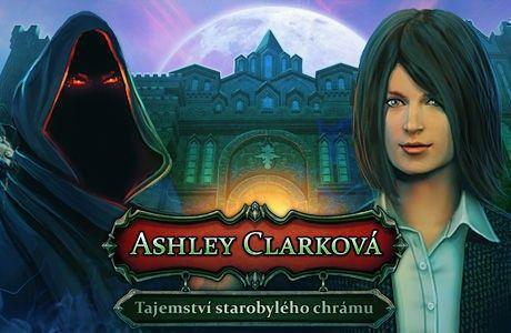 Ashley Clarková: Tajemství starobylého chrámu