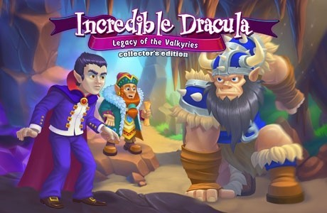Incredible Dracula 9: Legacy of the Valkyries. Collector's Edition
