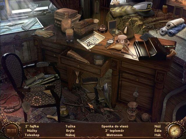 Vampire Saga: Pandořina skříňka