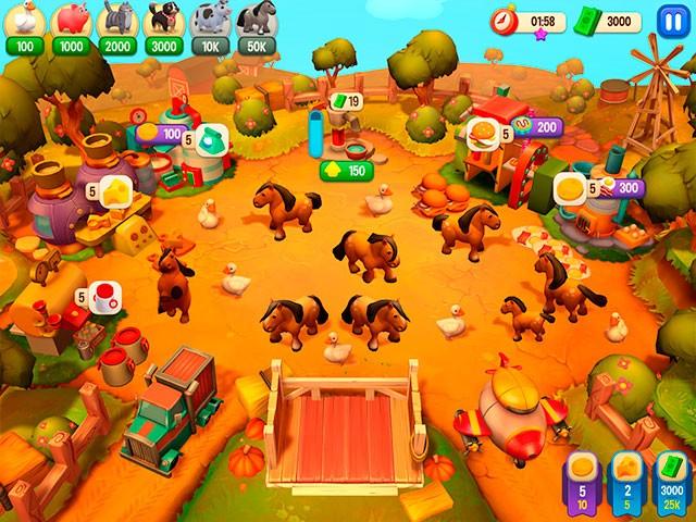 Farm Frenzy Reloaded