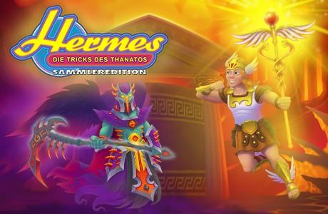Hermes: Die Tricks des Thanatos. Sammleredition