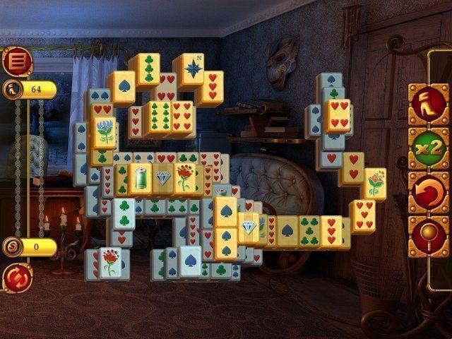 Mahjong Detektiv:  Die Gestohlene Liebe