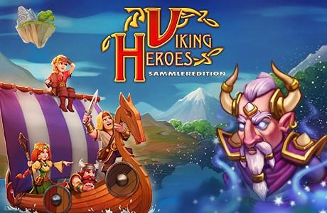 Viking Heroes. Sammleredition