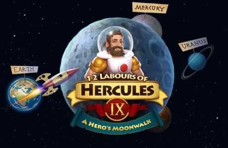 12 Labours of Hercules IX: A Hero's Moonwalk