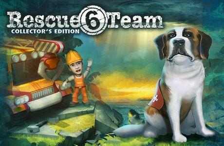 Rescue Team 6. Collector's Edition