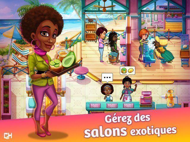 Sally's Salon - Beauty Secrets. Collector's Edition