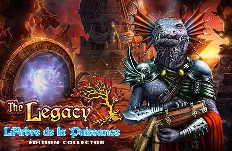 The Legacy: L'Arbre de la Puissance. Édition collector
