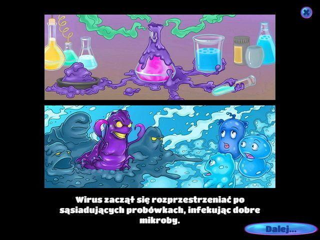 Historia Mikrobów